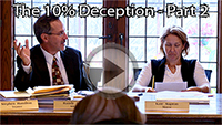 10 Percent Deception - Part 2