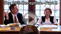 10 Percent Deception - Part 2